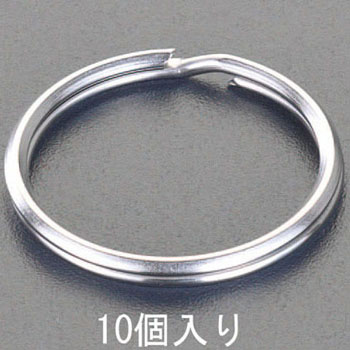 13mm Stainless Double Ring