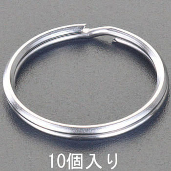 20mm Stainless Double Ring