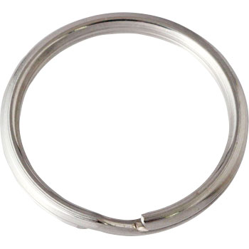 22mm Stainless Double Ring