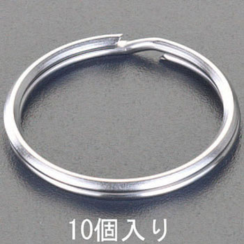 32mm Stainless Double Ring