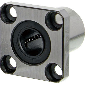 Linear Bush square flange