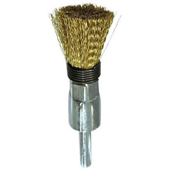 Brass Shank Wire Brush
