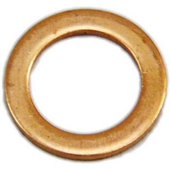 Crash washer copper [inner diameter of 10mm]