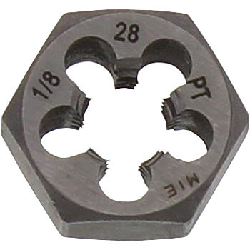1/8 inches PT Hexagonal Dice