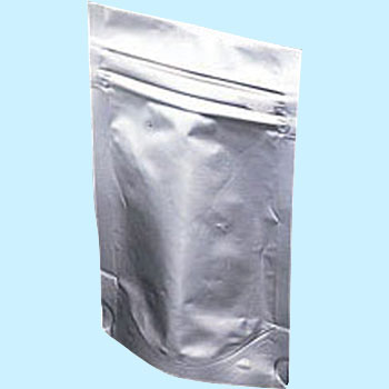 Aluminum Bag With Zipper