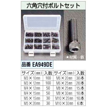 Hex-Socket Head Screw