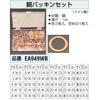 Copper Sealing Kit