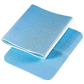 Draining mat Blue