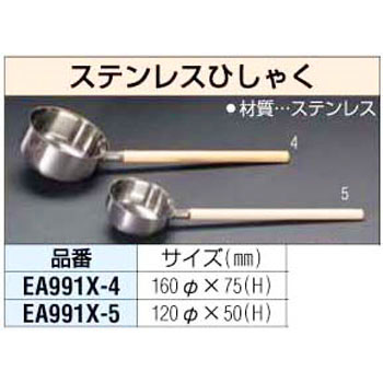 Stainless Steel Basting Ladle