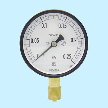 Common Type Pressure Gauge, Indoor Type 75 Phi General Use