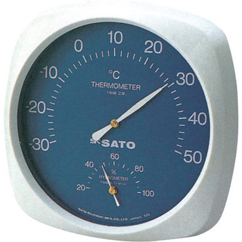 "Thermo-Hygrometer TH-200, ""Family"""
