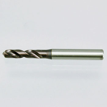 Violet high precision drill (for stainless steel use), short blade