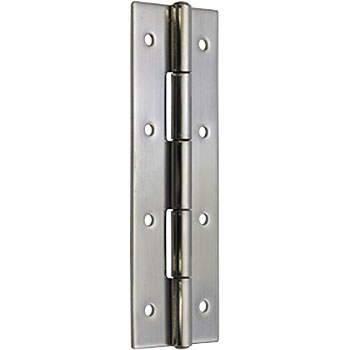 Stainless Continuous Hinges (with Holes)