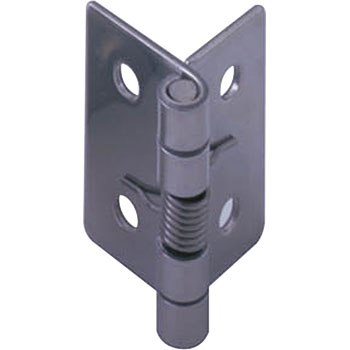 Stainless Spring Hinges (with Holes)