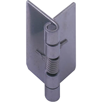 Stainless Spring Hinges (without Holes)