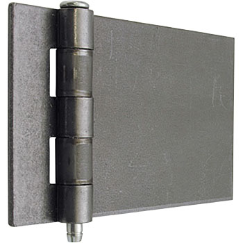 Steel Butt Hinges for Heavy-duty Use