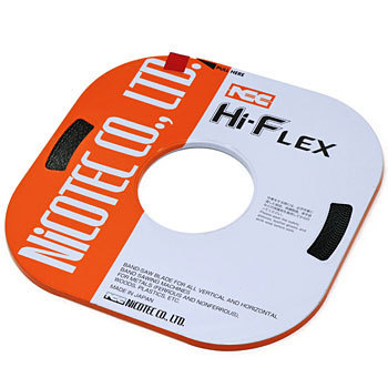 Band saw blade high flex (coil)