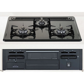 Built-In Burner