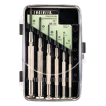 Japanese Phillips Precision Screwdriver Set
