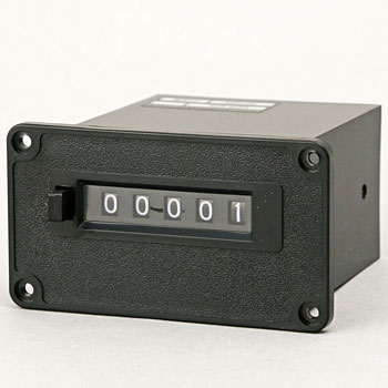 Electromagnetic Total Counter