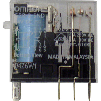 Mini Power Relay Plug-In Terminal Type G2R--S