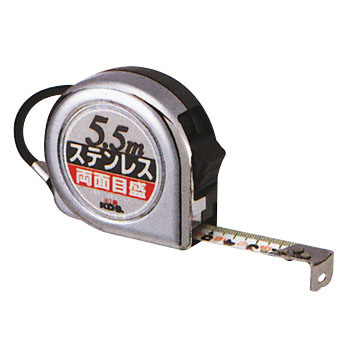 Measuring Tape, Stainless Steel