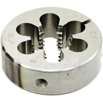 Circular screwing die For metric coarse screw threads (RD)