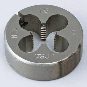 Round dies , for Metric fine screw (RD)