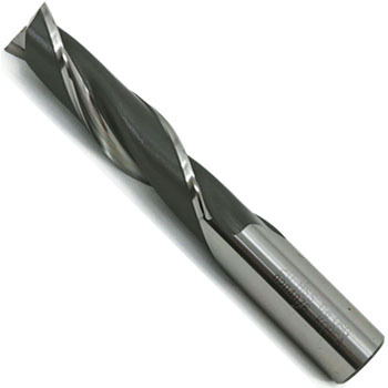 2 BLADE  LONG END MILLS (EDL)