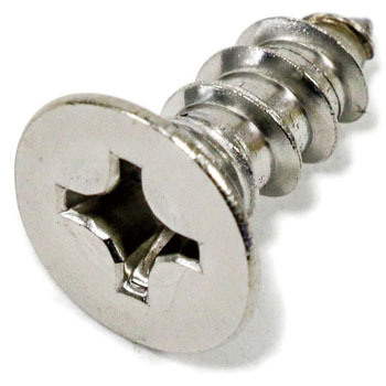Countersunk Head Tapping Screw, Stainless Steel