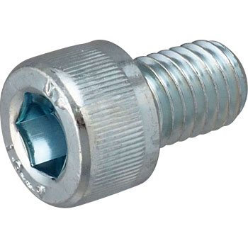 Hex Socket Head Cap Screw, SCM435/Uni Chrome