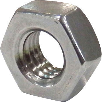 Hex Nut Type 1 Fine, Stainless Steel
