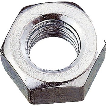 1 Type Hex Nut, Iron/Unichrome) W/Small Box