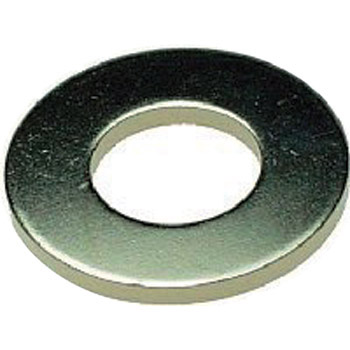 Flat Washer, Brass / Nickel Plating