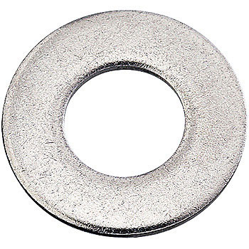 Flat Washer, Stainless SteelInch Size