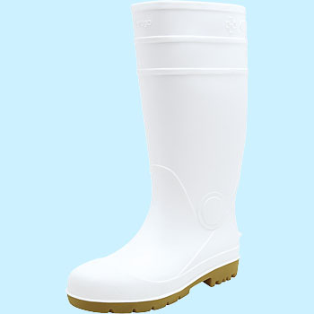 Rubber Boots #870 (White)