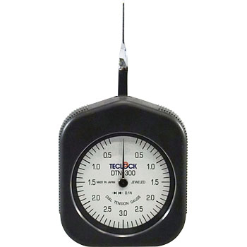 Dial Tension Gauge, Newton Unit