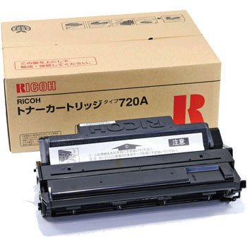 Ricoh Toner Cartridge Type 720A, Genuine