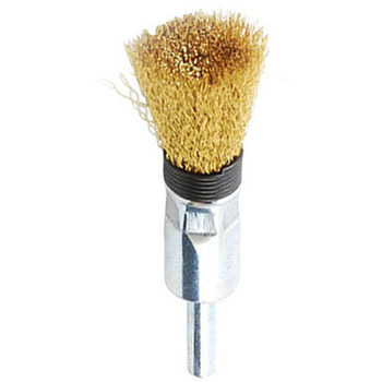 Shank Brass Brush