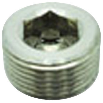 Stainless Steel Tapered Plug, Sinking Type