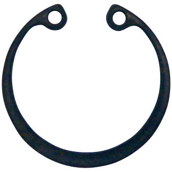 Snap Ring for Holes, Steel for Springs, Hrc 44-53,