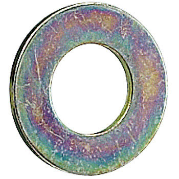 Flat Washer, Iron/Chromate
