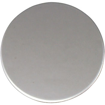 Stainless Safety Glass Stickers