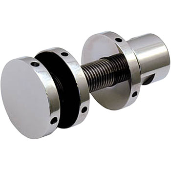 Stainless Fittings for Glass