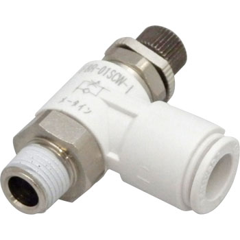 Touch Connector 5 Speed Controller Type White