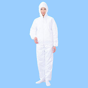 Tyvek, (R) Protection Clothes 2010B Jacket