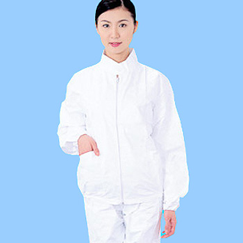 Tyvek, (R) 2110A Jacket, No Hood