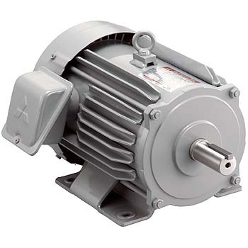 Standard Three-Phase Motor, Indoor Type