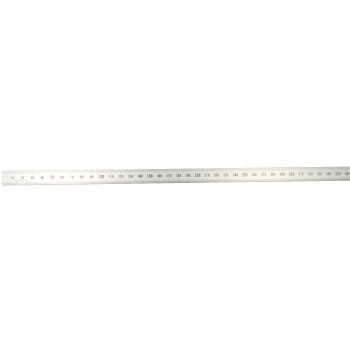 Ruler, Silver Color