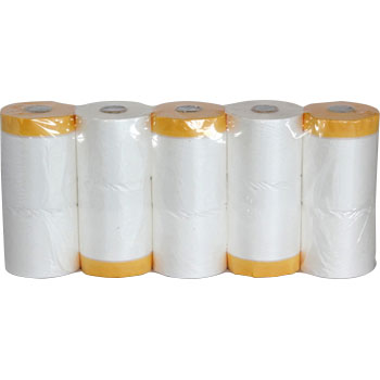 Paint Masking Film for Vehicle Short Type